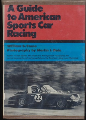 1971 Illustrated Guide To American Sports Car Racing